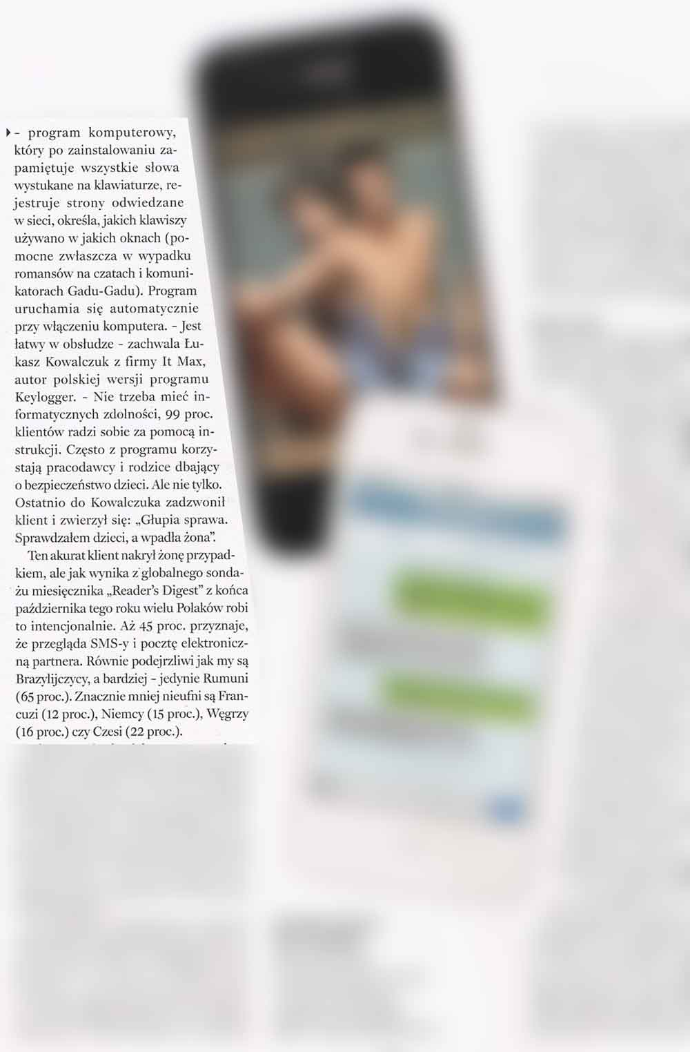 Artykuł Newsweek Polska